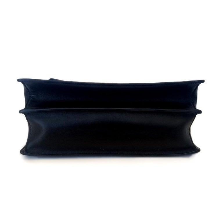 Prada Elektra Black Studded Hand Bag For Sale 3