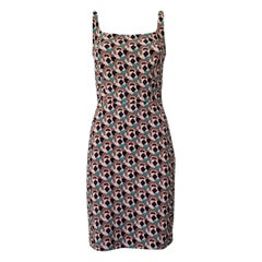 Prada Embossed Dress IT 40