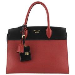 Prada Esplanade Bag Saffiano Leather Medium