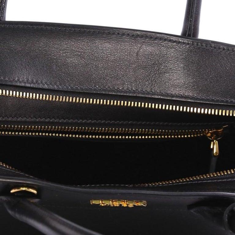 4073181596f2d4 Prada Esplanade Handbag Saffiano Leather Medium For Sale 3