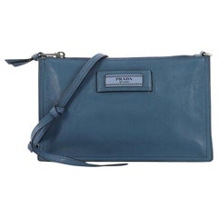 Prada Etiquette Crossbody Bag Glace Calf Small