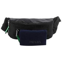 Prada Fluo Waist Bag Tessuto Medium