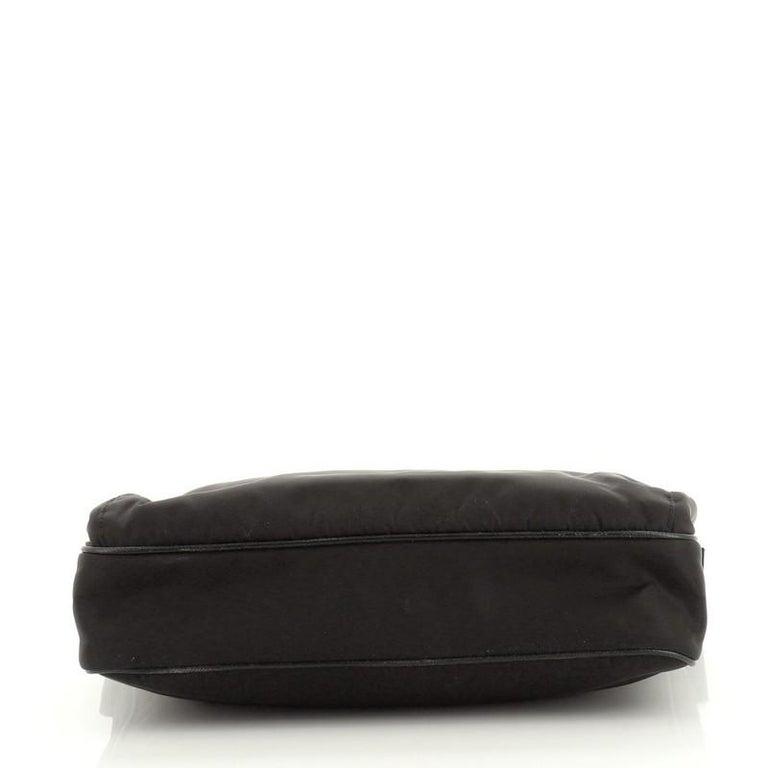 Prada Front Pocket Messenger Bag Tessuto Medium For Sale 1