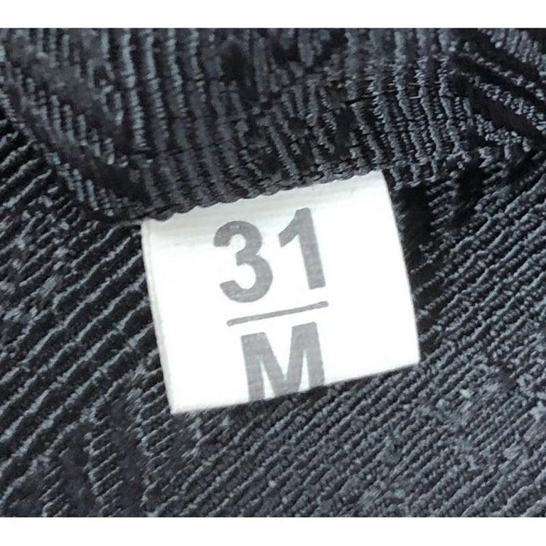 Prada Front Pocket Messenger Bag Tessuto Medium For Sale 3