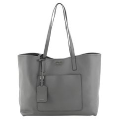 Prada Front Pocket Shopping Tote City Calfskin