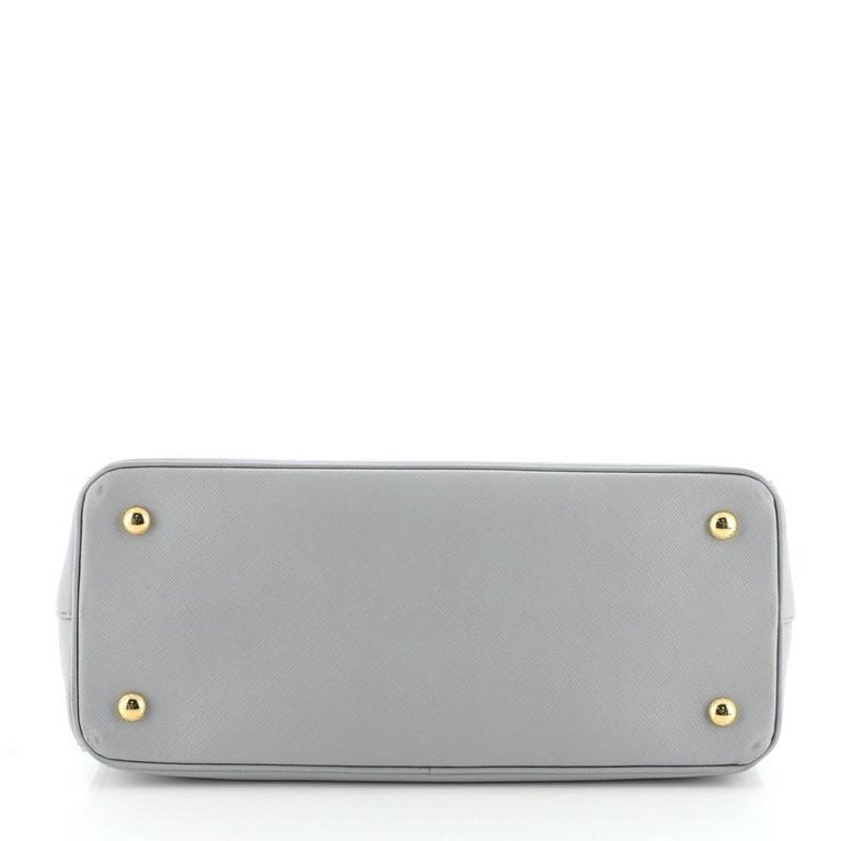 Women's or Men's Prada Gardener's Tote Saffiano Leather Medium For Sale