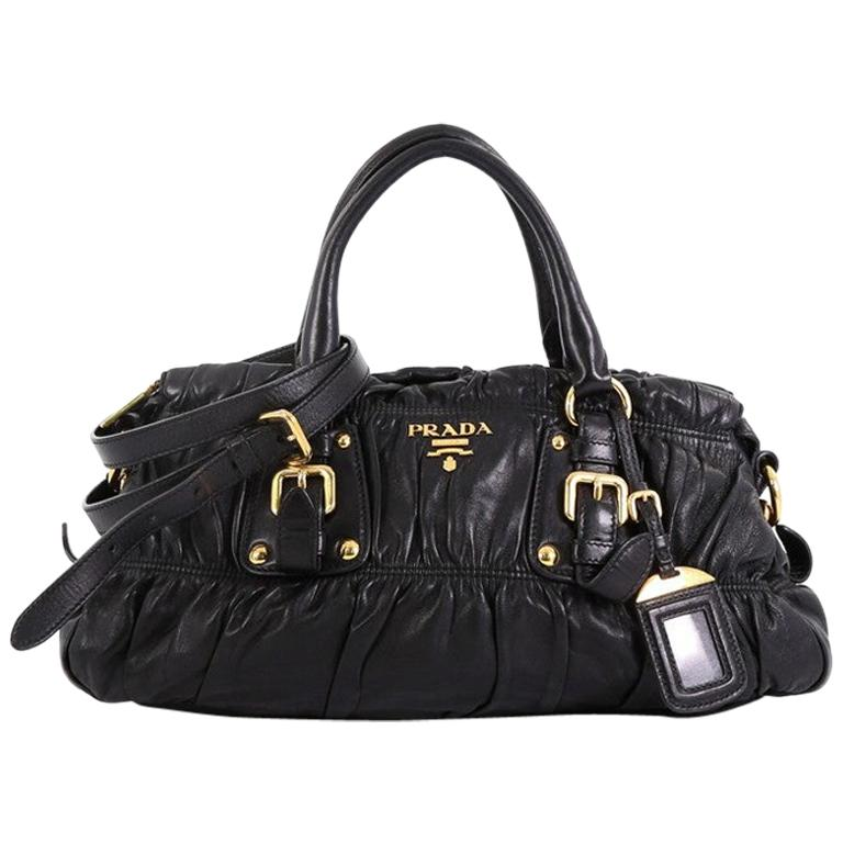 2286dc2a96fb Vintage Prada Handbags and Purses - 1,245 For Sale at 1stdibs