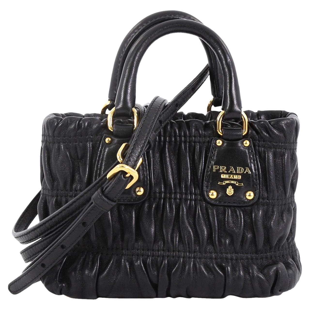 8b7a1a62f8cf Vintage Prada Handbags and Purses - 1,246 For Sale at 1stdibs