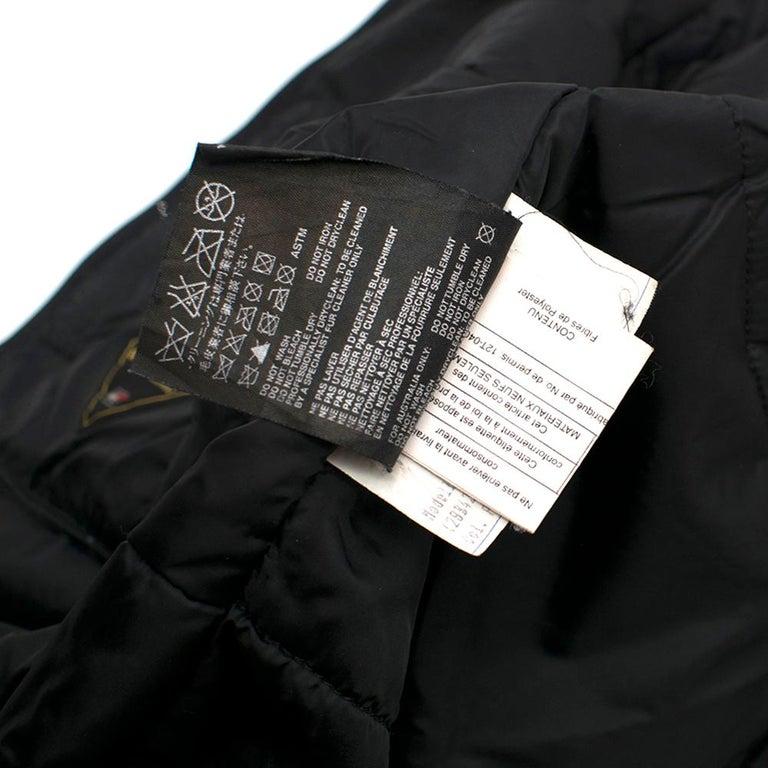 Prada Gore-Tex Fur detailed Jacket XS For Sale 6
