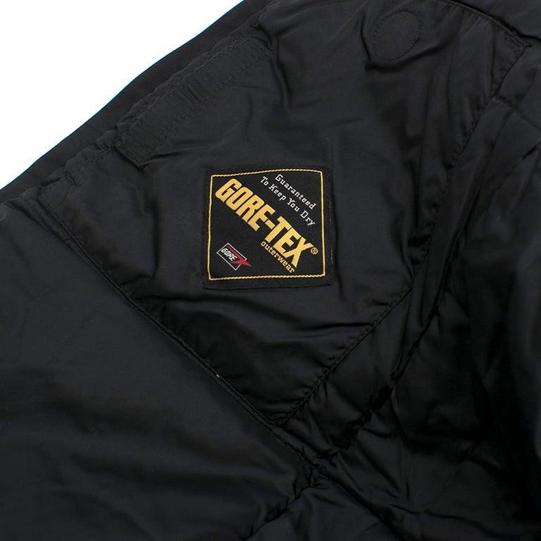 Prada Gore-Tex Fur detailed Jacket XS For Sale 4