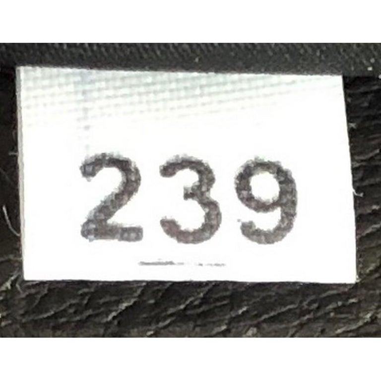 Prada Half Flap Double Turn Lock Satchel City Calfskin Large For Sale 7