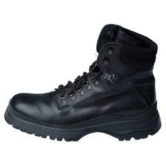 Prada Lace Up Hiking Boots (43 EU)