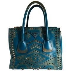 Prada Leather Handle Bag