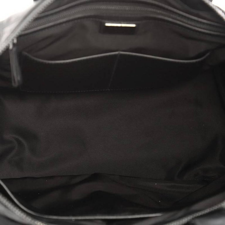 Prada Limited Edition Patches Tote Quilted Tessuto Large For Sale 4