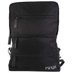 Prada Limited Edition Rem Koolhaas Backpack Tessuto Large