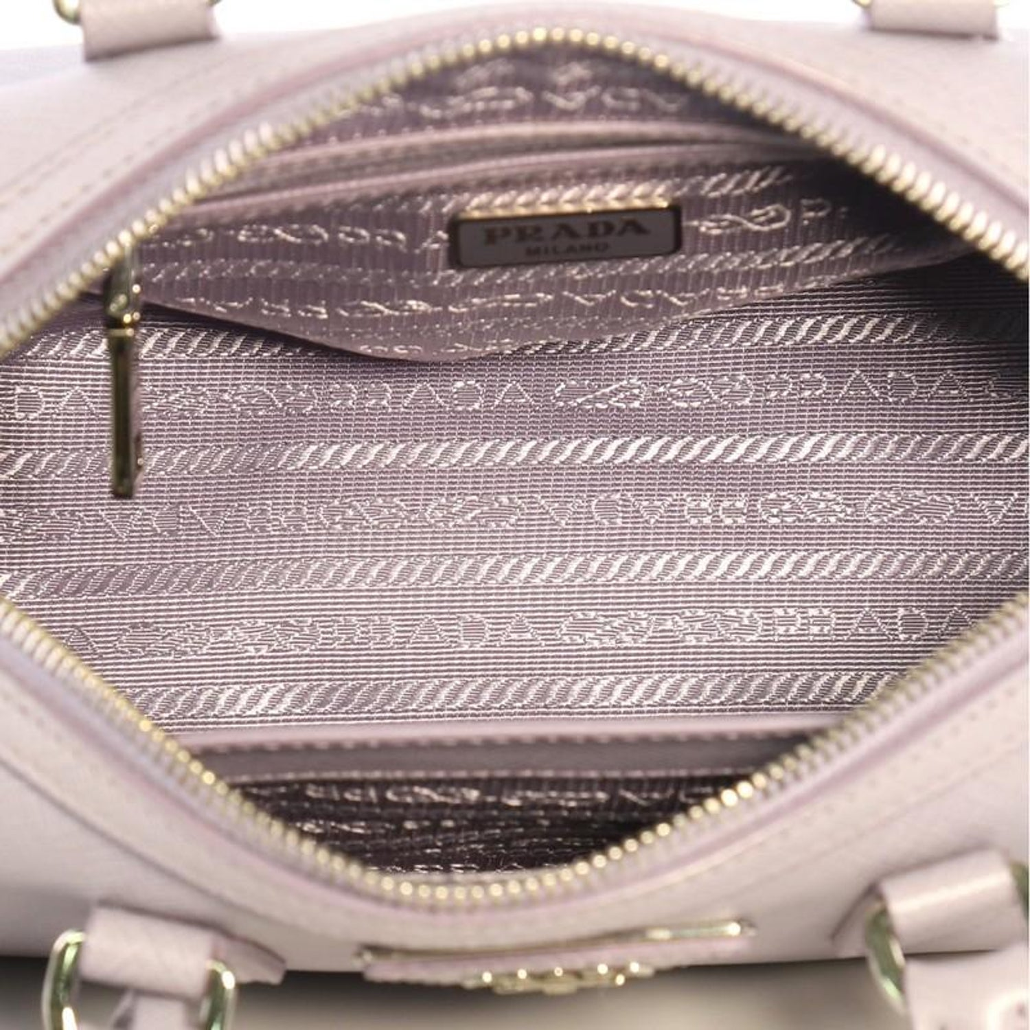 77b8e7463b7b Prada Lux Convertible Boston Bag Saffiano Leather Small For Sale at 1stdibs