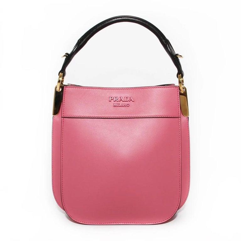 Pink Prada Margit Handbag For Sale