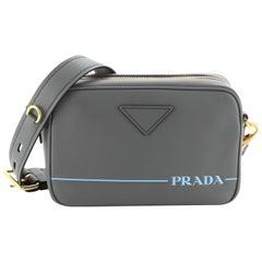 Prada Mirage Crossbody Bag Leather Small