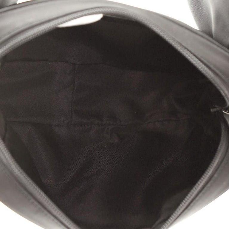 Prada Montagna Belt Bag Tessuto Small For Sale 2