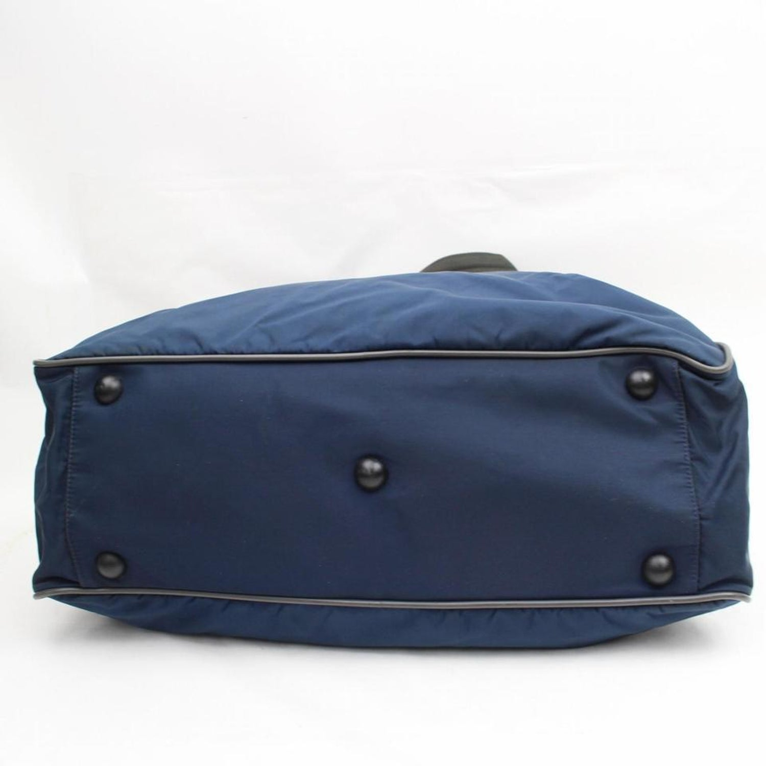 0e7a66c2afa0e1 Prada Navy Tessuto Sports Tote 868071 Blue Nylon Weekend/Travel Bag For Sale  at 1stdibs