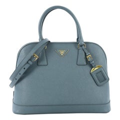 Prada Open Promenade Bag Saffiano Leather Large