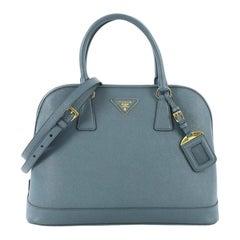 Prada Open Promenade Bag Saffiano Leather Large