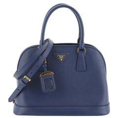 Prada Open Promenade Bag Saffiano Leather Medium