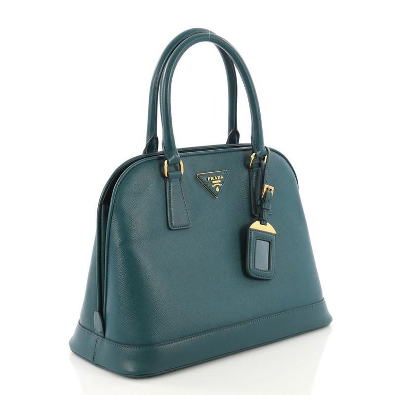 a1f68f7c5dfc Prada Open Promenade Handbag Saffiano Leather Medium For Sale at 1stdibs