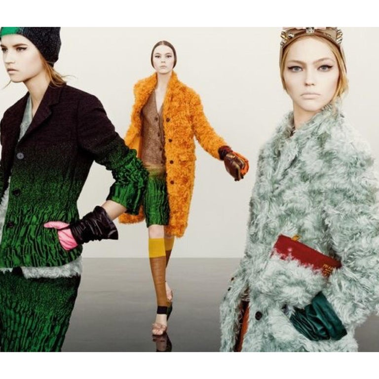 Prada has a special way of making simplicity elegant and sophisticated. By paying precise attention to the elements of design, Prada's collections offer balance with a little flair. Of her Fall 2007 collection Miuccia Prada described it as