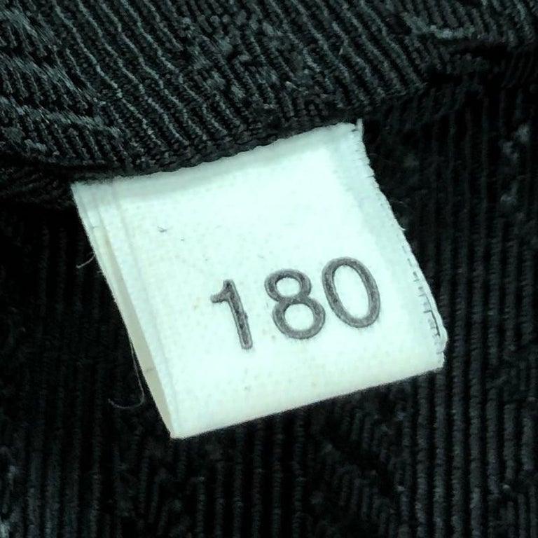 Prada Parabole Tote Vernice Saffiano Leather Medium For Sale 5