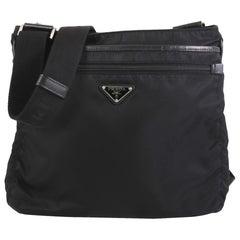 Prada Paradigme Bag City Calfskin with Python Small
