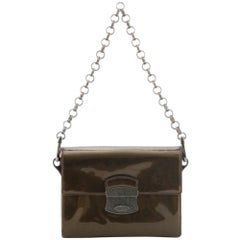 Prada Pattina Shoulder Bag