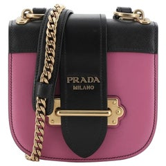 Prada Pionniere Crossbody Bag City Calf with Saffiano Small