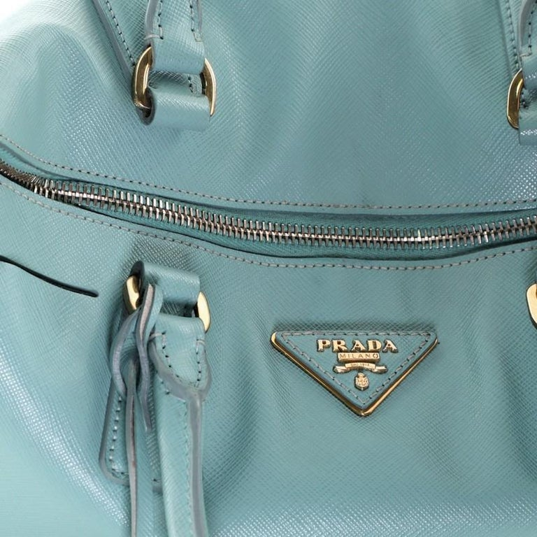 Prada Promenade Bag Saffiano Leather Large For Sale 5