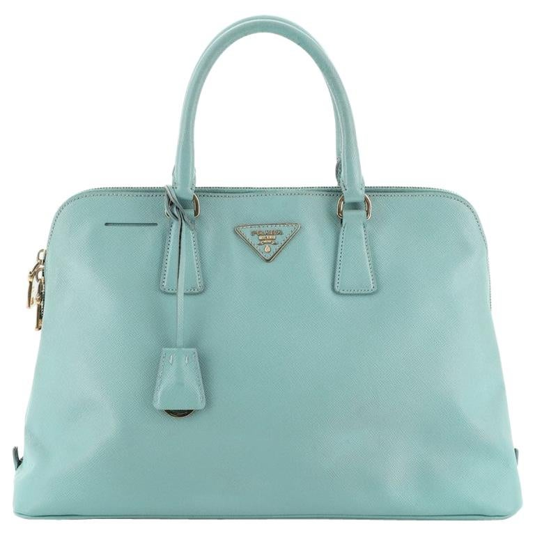 Prada Promenade Bag Saffiano Leather Large For Sale