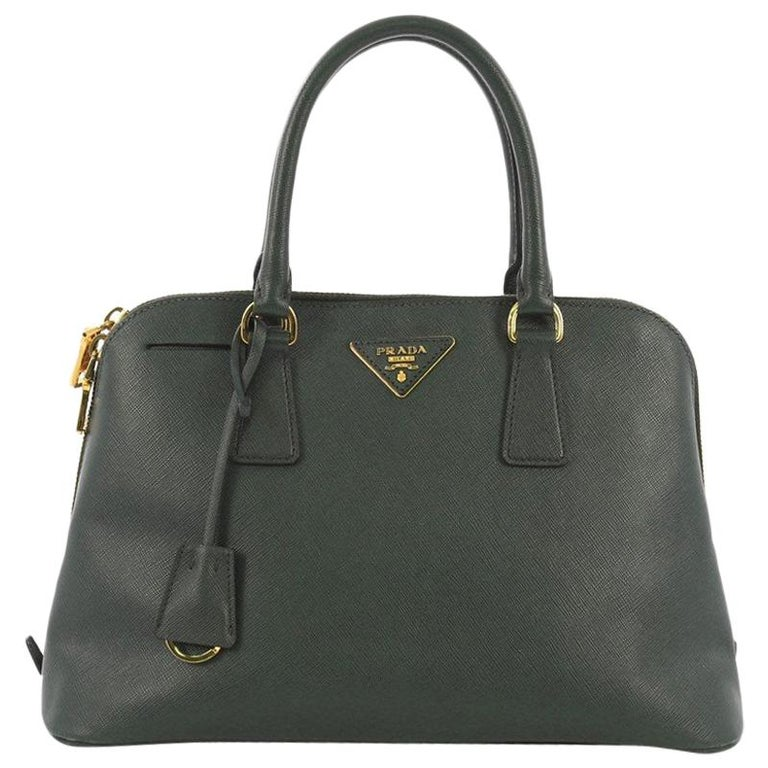 244db9b1009759 Prada Promenade Bag Saffiano Leather Medium For Sale at 1stdibs