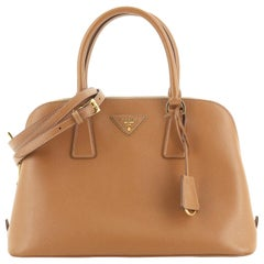 Prada Promenade Bag Saffiano Leather Medium