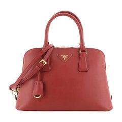 Prada Promenade Bag Saffiano Leather Medium