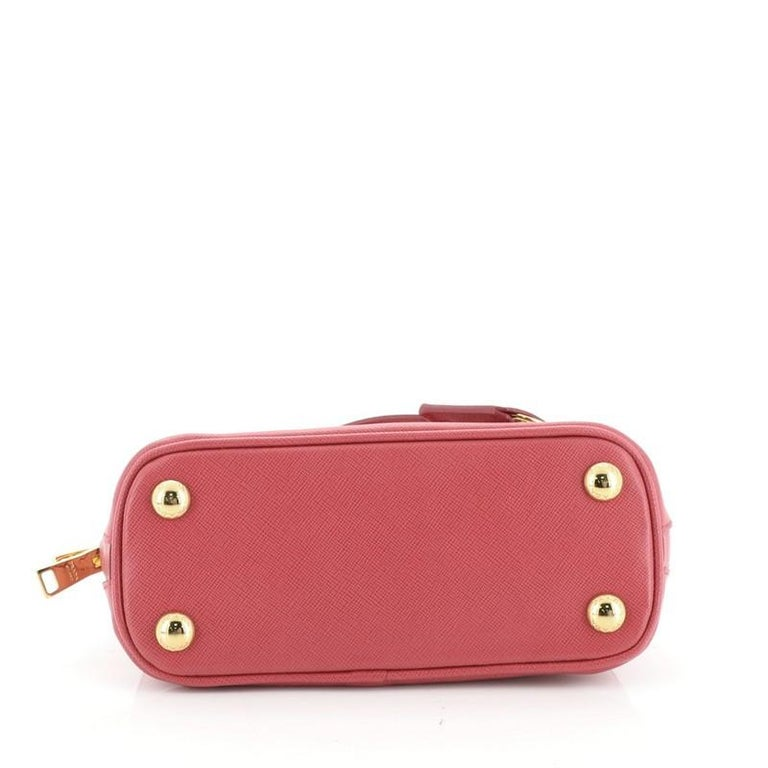Women's or Men's Prada Promenade Bag Saffiano Leather Mini