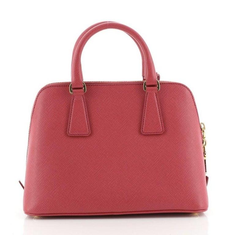 Women's or Men's Prada Promenade Bag Saffiano Leather Small For Sale