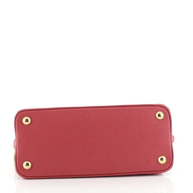 Prada Promenade Bag Saffiano Leather Small For Sale 1
