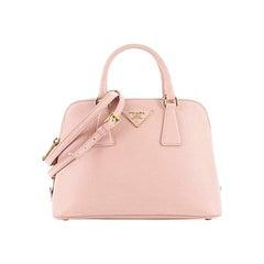 Prada Promenade Bag Saffiano Leather Small