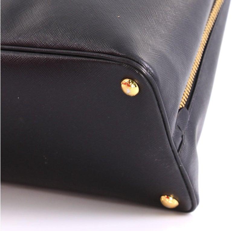 Prada Promenade Bag Saffiano Leather XL 1