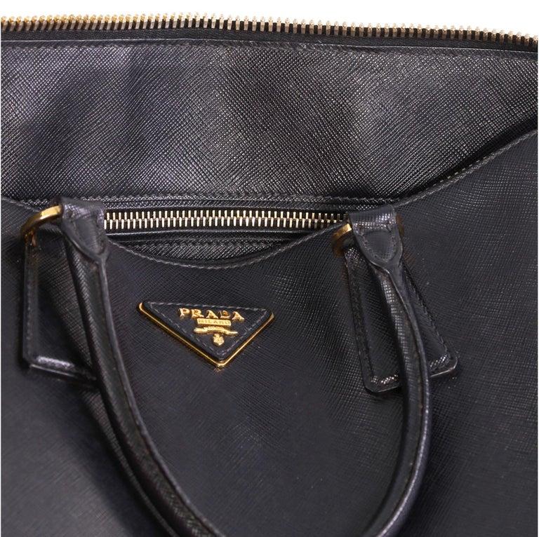 Prada Promenade Bag Saffiano Leather XL 3