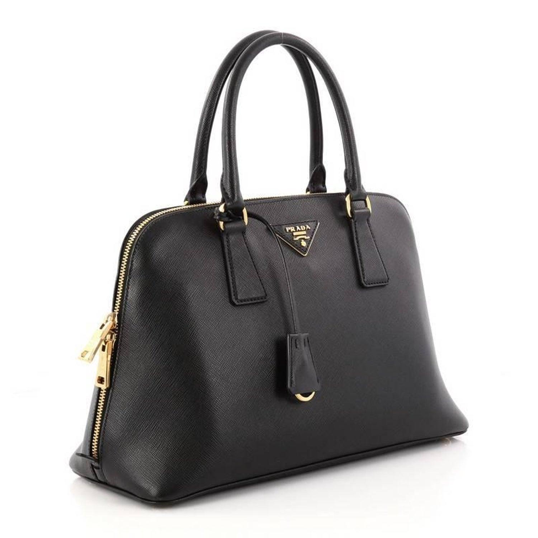 2844a870171e Prada Promenade Handbag Saffiano Leather Medium at 1stdibs