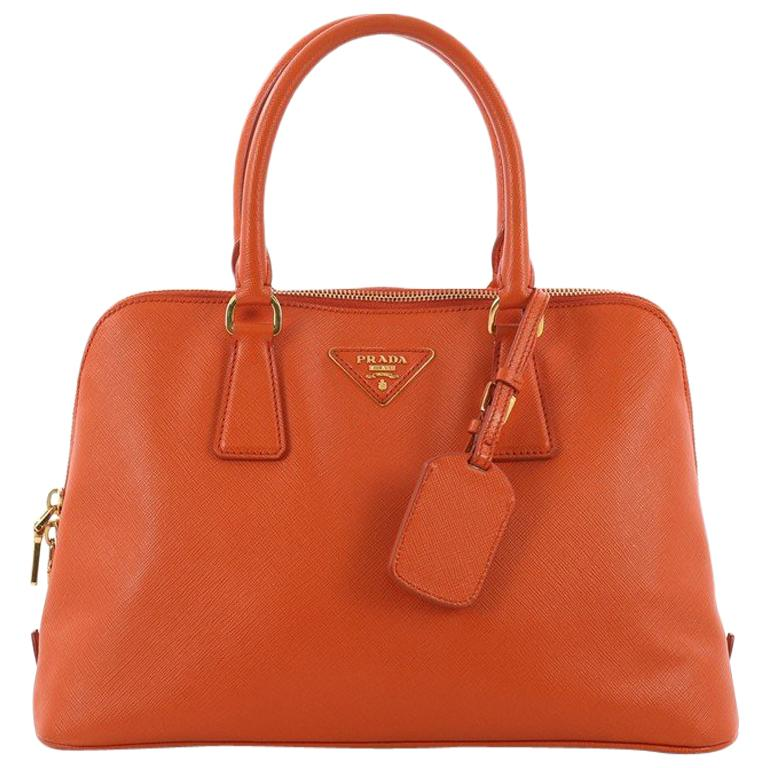 f6f268db9b2f Prada Promenade Handbag Saffiano Leather Medium For Sale at 1stdibs
