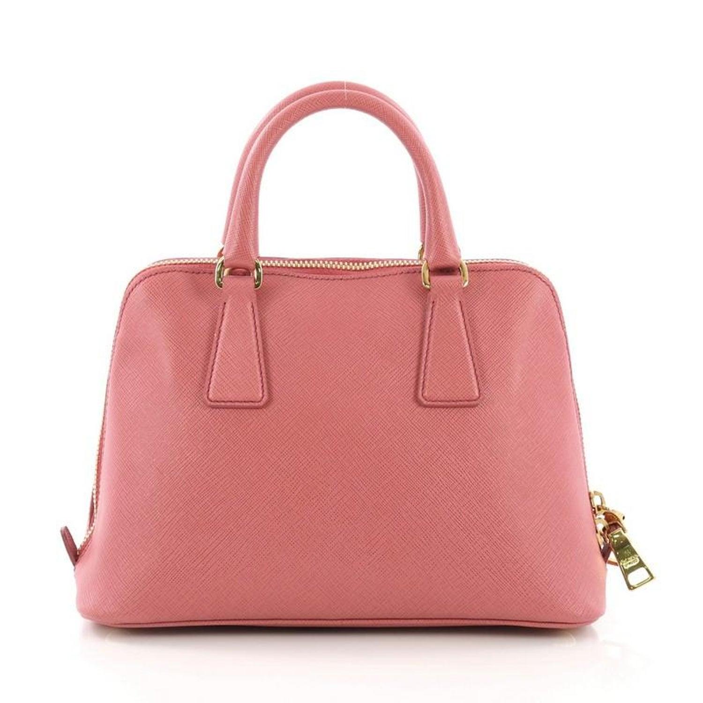 6f3f02744b2f Prada Promenade Handbag Saffiano Leather Small at 1stdibs