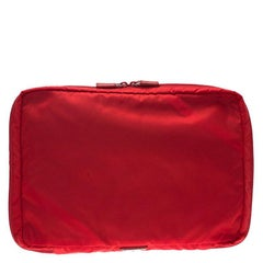 Red Briefcases and Attachés