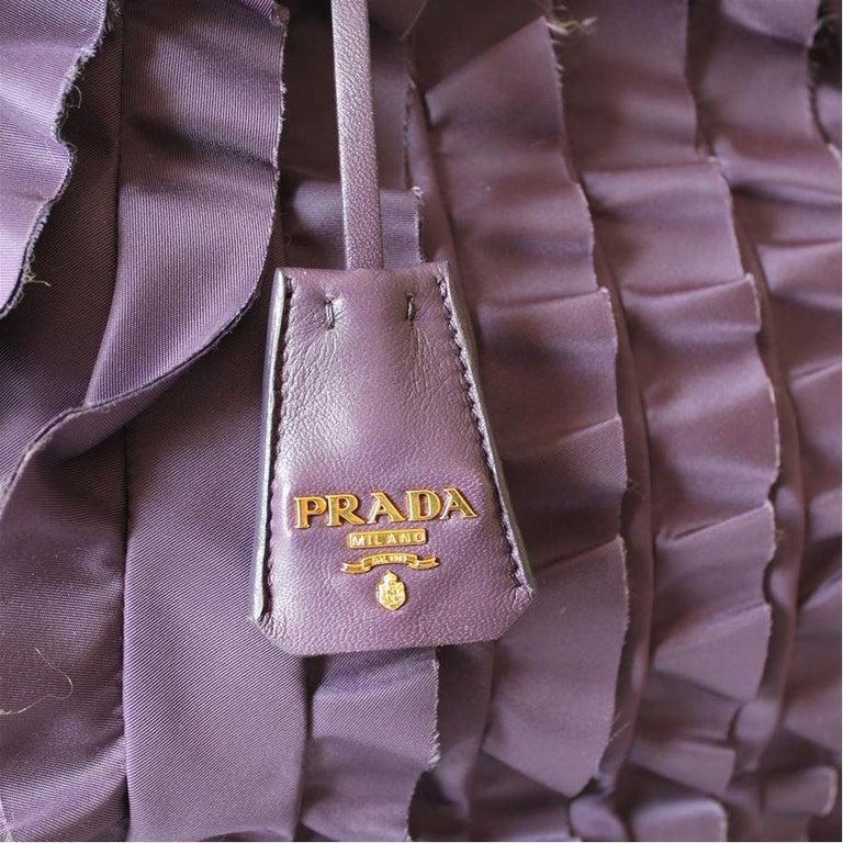 Women's Prada Rouches Bag For Sale