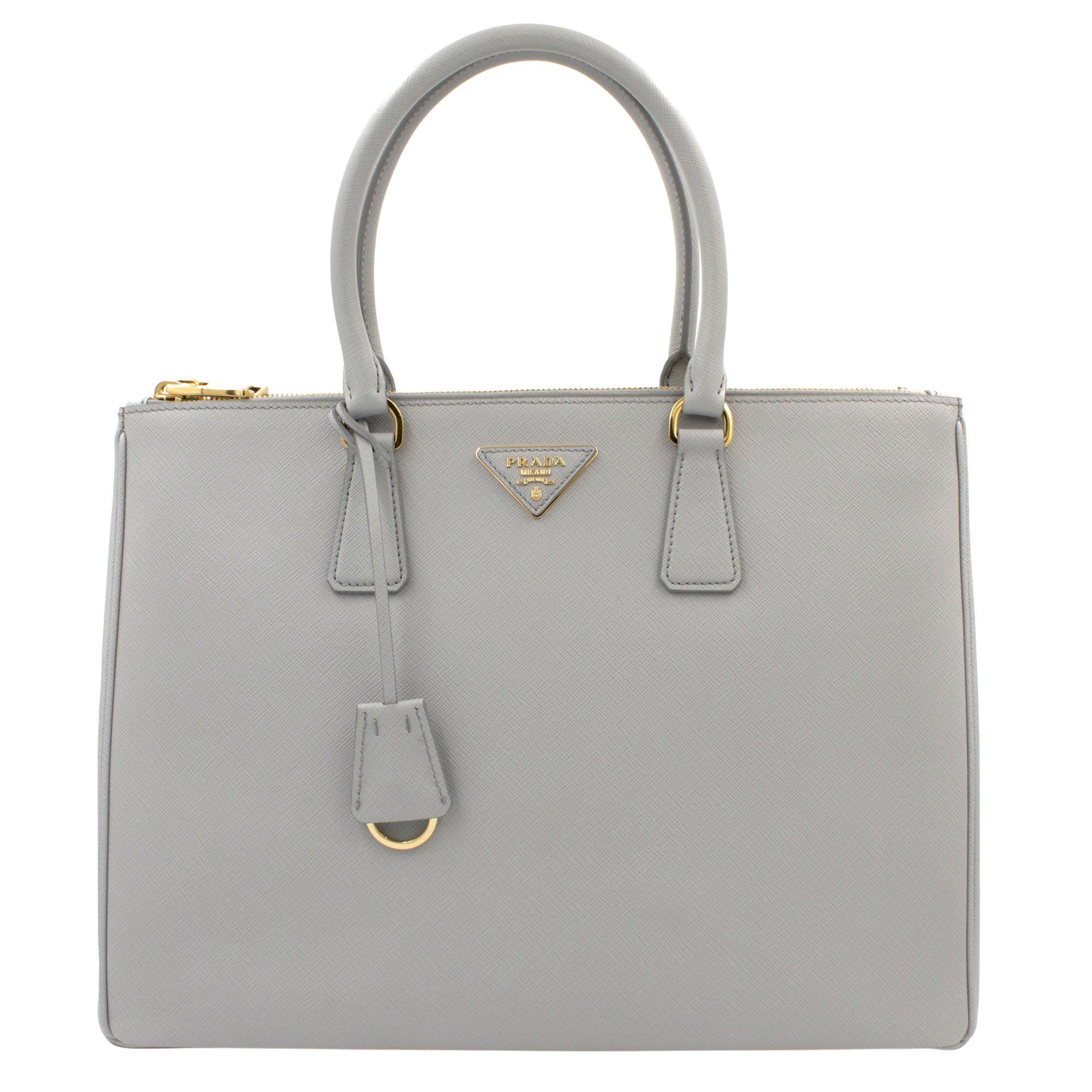 170b1cf978a Prada Promenade Leather Shoulder Bag at 1stdibs